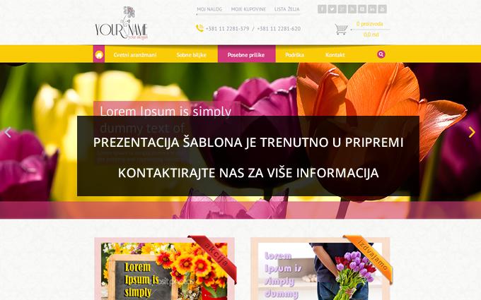 Web dizajn templejti