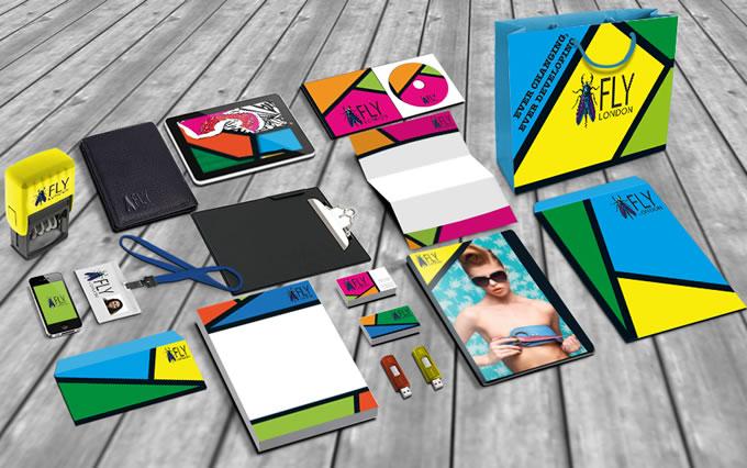 Dizajn promotivnih i stampanih materijala