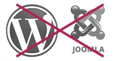 Izrada web sajtova - Joomla i Wordpress