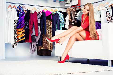 Izrada web prodavnice -  Garderoba i obuća