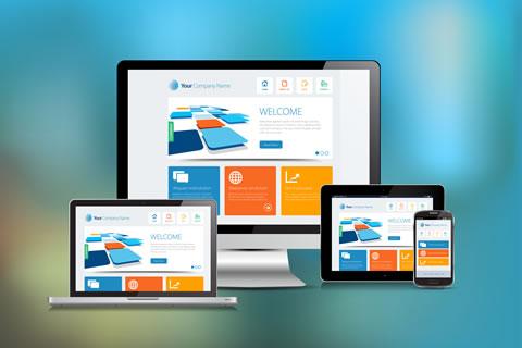Pravljenje sajta pomoću gotovih web dizajn šablona